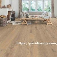 PARQUET-QUICK-STEP-MASSIMO-ROBLE-CAPPUCCINO-BLONDE-EXTRA-MATE